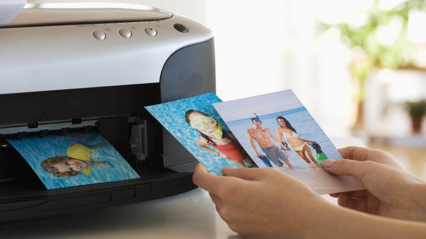 Принтер который печатает открытки