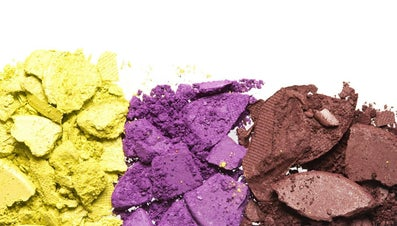 What Is Eyeshadow Made Of?