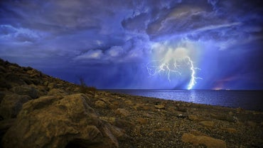 How Far Can Lightning Travel in Water?