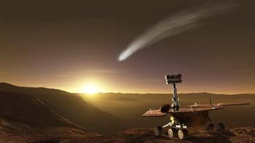 How Far Is Mars From the Sun?