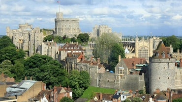 How Far Is Windsor Castle From London?