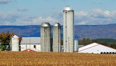 How Do Farm Silos Work?