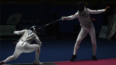 What Is a Fencing Sword Called?