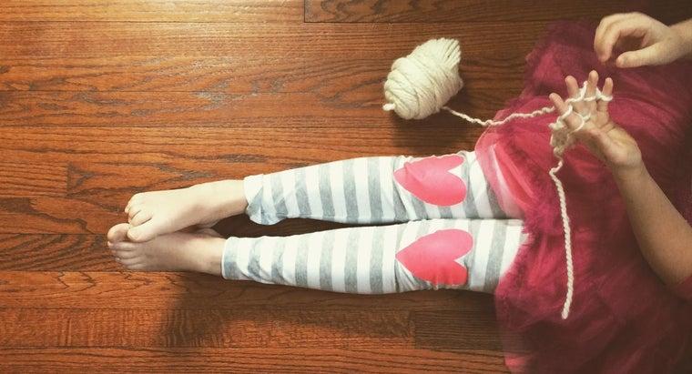 finger-knit-scarf