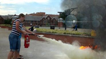 Is Fire Extinguisher Powder Toxic?