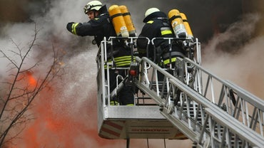 How Does a Firefighter Use Chemistry?
