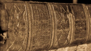 What Was the First Book Ever Made?