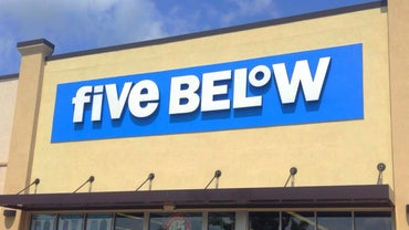 Where Was the First Five Below Store?