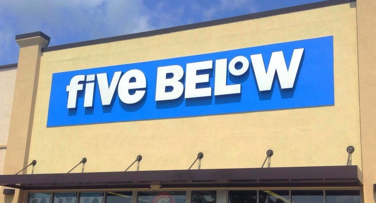 first-five-below-store