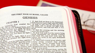 What Are the First Five Books of the Bible?