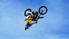 Who Was the First Person to Complete a Backflip on a Motocross Bike?