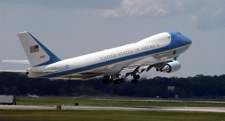 first-president-fly-air-force-one