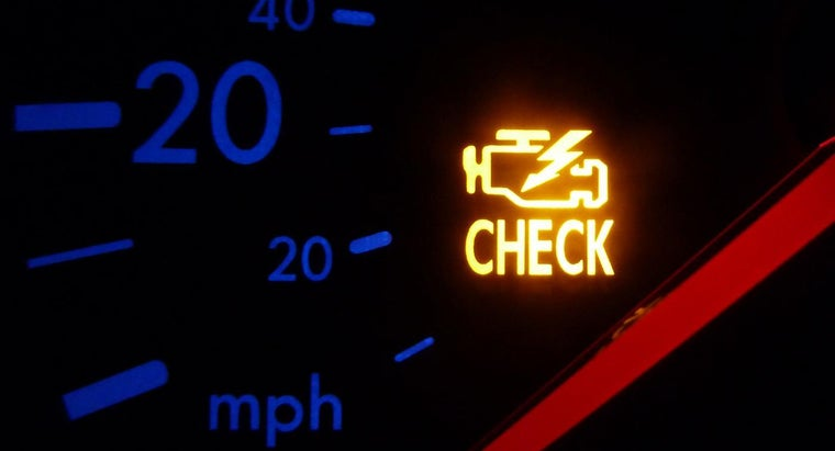 Check Engine Light Flashing >> What Does A Flashing Check Engine Light Indicate Reference Com