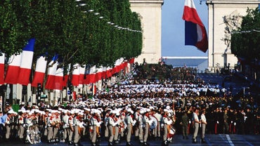 What Foods Are Eaten on Bastille Day?