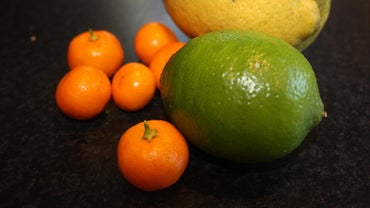 What Foods Are High in Citric Acid?