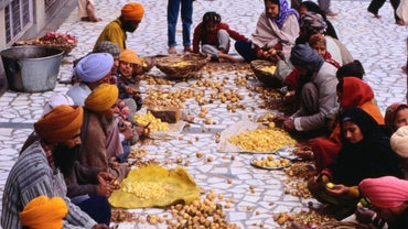 What Foods Do Sikhs Not Eat?