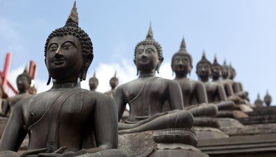Who Is the Founder of Buddism?