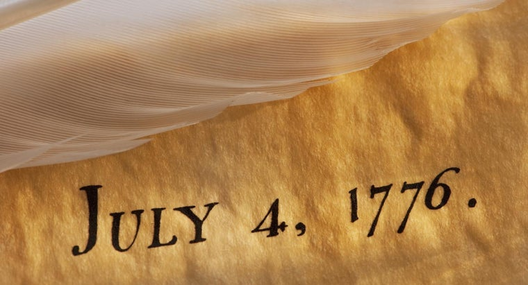 four-parts-declaration-independence