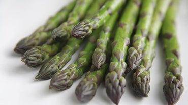 How Do You Freeze Fresh Asparagus?