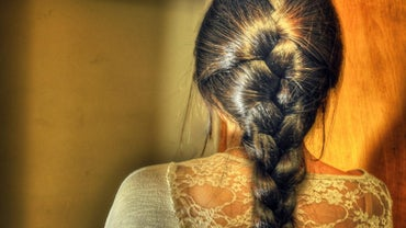 How Do You French Braid Hair?