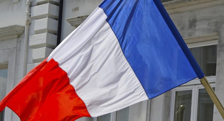 french-flag-represent