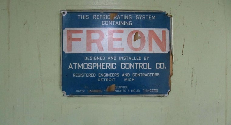 What Does Freon Smell Like? | Reference com