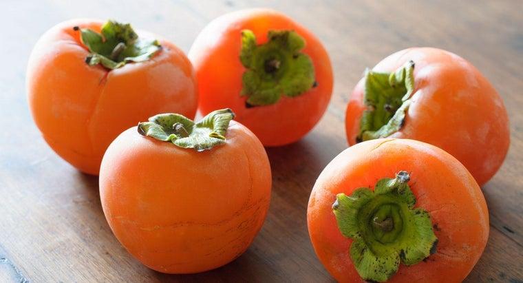 persimmon-taste-like