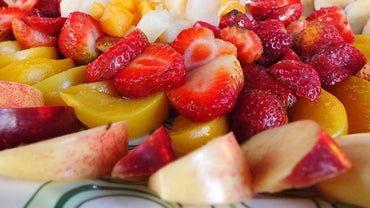 What Fruits Contains Iron?