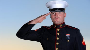 How Do You Gain a Rank in the US Marines?