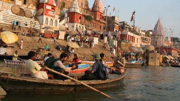 How Is the Ganges River Used by Humans?