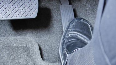 Why Is My Gas Pedal Hard to Push Down?