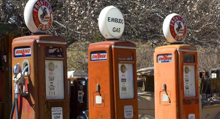 gasoline-invented