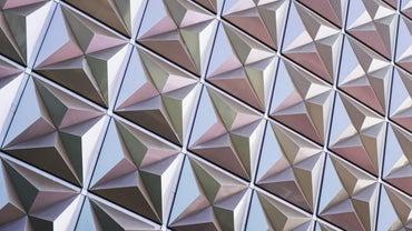 What Is a Geometric Diamond Shape?