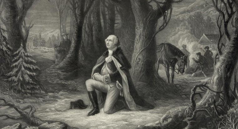 george-washington-s-height