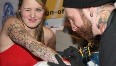 Does Getting a Tattoo Hurt?