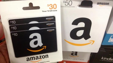 Which Gift Cards Does Amazon Accept?
