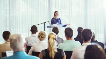 How Do You Give an Effective Welcome Speech at a Conference?