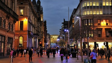 Where Is the Glasgow Red Light District?