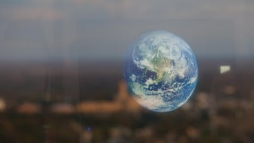 Why Is the Global View of the Earth Different Than the Map View?
