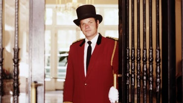 What Is the Going Rate for a Doorman in the U.K.?