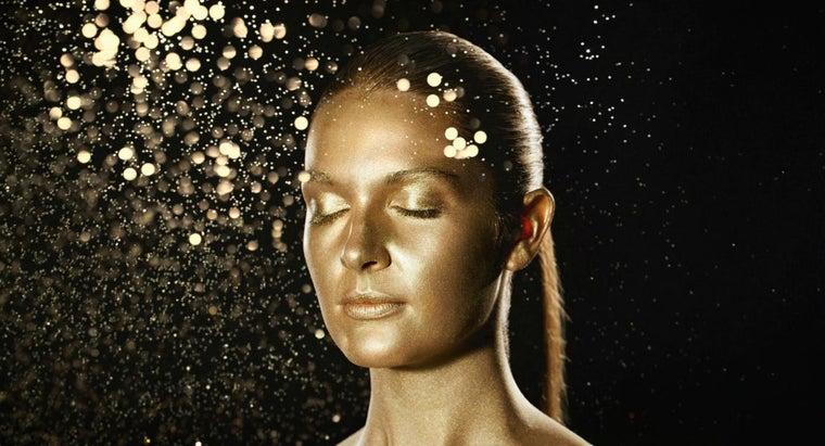 gold-facial-mask