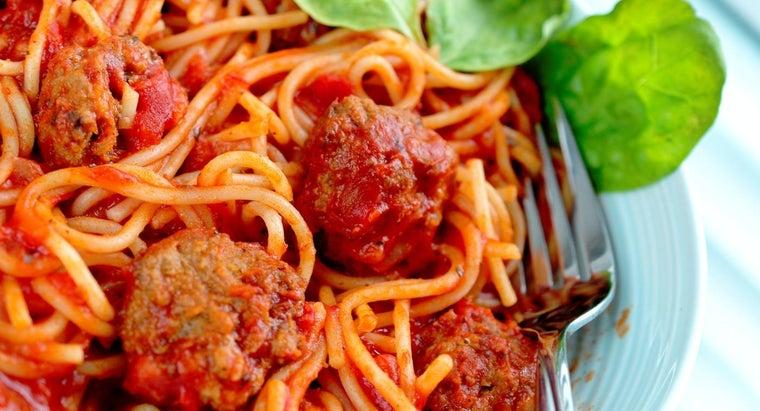 good-side-dish-spaghetti