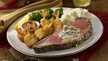 What Are Some Good Side Dishes to Go With Prime Rib?