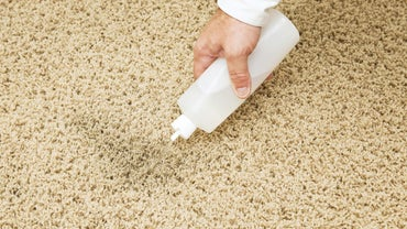 What Are Some Good Stain Removal Products for a Wool Carpet?
