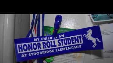What Grades Are Considered Honor Roll?