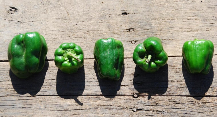 grow-green-peppers