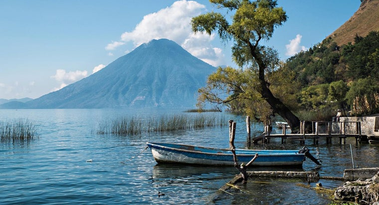 What Is Guatemala Famous For Reference