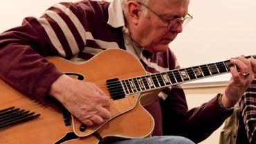 How Does a Guitar Make Sound Waves?