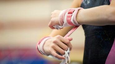Why Do Gymnasts Wear Wrist Supports?