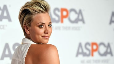 What Are Some Hairstyles Kaley Cuoco Has Had?